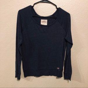 Hollister long sleeve basic T-shirt
